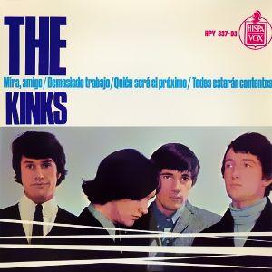 Kinks, The - HispavoxHPY 337-03