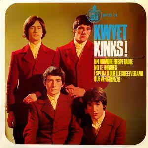 Kinks, The - HispavoxHPY 337-14