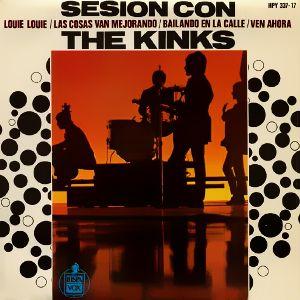Kinks, The - HispavoxHPY 337-17