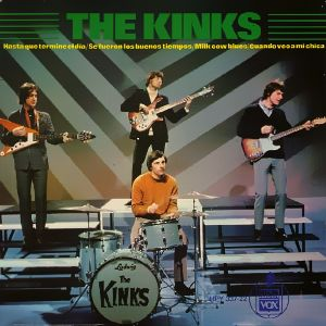 Kinks, The - HispavoxHPY 337-22