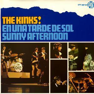 Kinks, The - HispavoxHPY 337-31