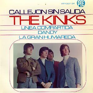 Kinks, The - HispavoxHPY 337-34