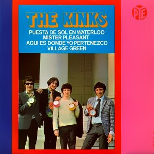 Kinks, The - HispavoxHPY 337-38