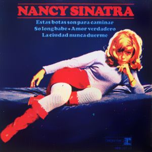 Sinatra, Nancy - HispavoxHRE 297-39