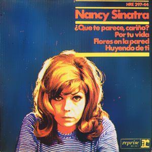 Sinatra, Nancy - HispavoxHRE 297-44