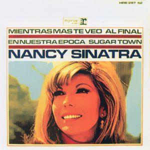 Sinatra, Nancy - HispavoxHRE 297-52