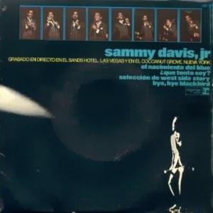 Davis Jr., Sammy - HispavoxHRE 297-57