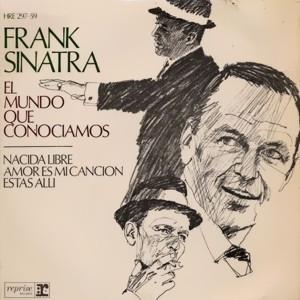 Sinatra, Frank - HispavoxHRE 297-59