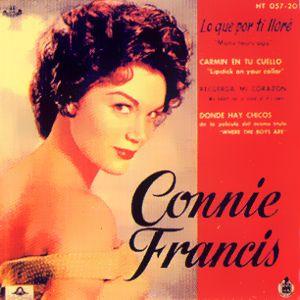Francis, Connie - HispavoxHT 057-20