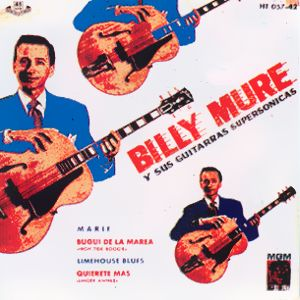 Mure, Billy - HispavoxHT 057-42
