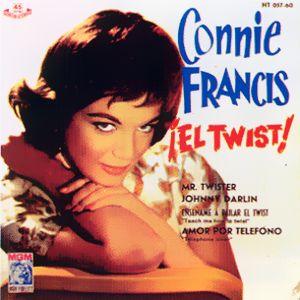 Francis, Connie - HispavoxHT 057-60