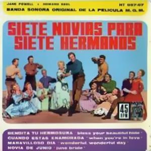 Música De Películas - HispavoxHT 057-67