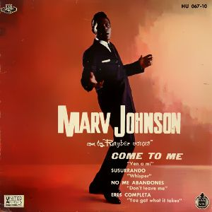 Johnson, Marv - HispavoxHU 067- 10