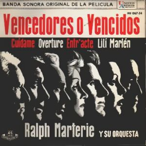 Marterie Y Su Orquesta, Ralph - HispavoxHU 067- 54