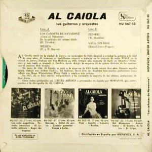 Al Caiola - HispavoxHU 067- 55