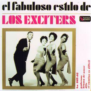 Exciters, The - HispavoxHU 067- 93