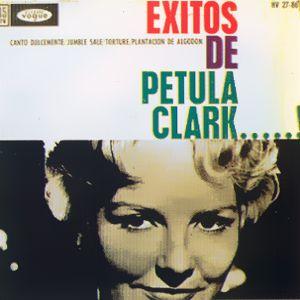 Clark, Petula - HispavoxHV 27- 86