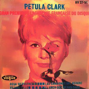 Clark, Petula - HispavoxHV 27- 91