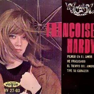 Hardy, Françoise - HispavoxHV 27- 93