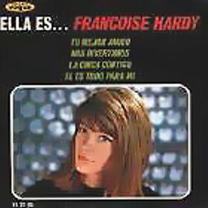 Hardy, Françoise - HispavoxHV 27- 95