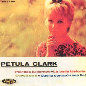 Clark, Petula - HispavoxHV 27- 98