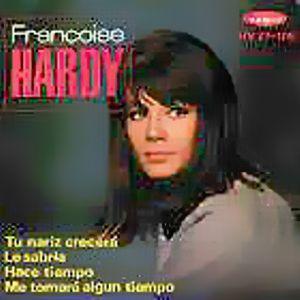 Hardy, Françoise - HispavoxHV 27-105