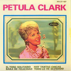 Clark, Petula - HispavoxHV 27-107