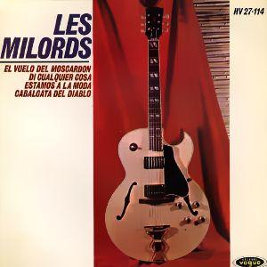 Milords, Les - HispavoxHV 27-114