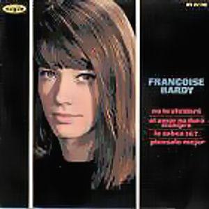 Hardy, Françoise - HispavoxHV 27-118