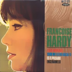 Hardy, Françoise - HispavoxHV 27-122