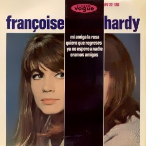 Hardy, Françoise - HispavoxHV 27-130