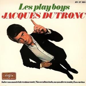 Dutronc, Jacques - HispavoxHV 27-165