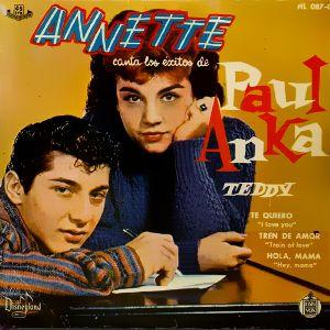 Annette - HispavoxHL 087-01