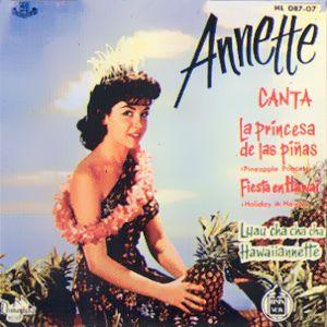 Annette - HispavoxHL 087-07