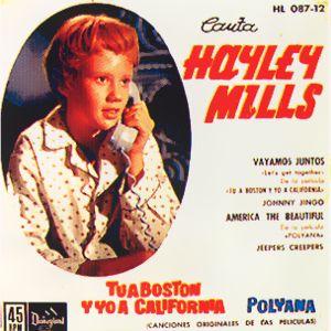 Mills, Hayley - HispavoxHL 087-12