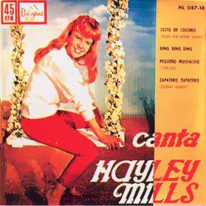 Mills, Hayley - HispavoxHL 087-13