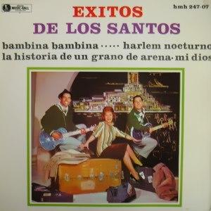 Santos, Los - HispavoxHMH 247-07