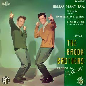 Brook Brothers, The - HispavoxHN 027-15