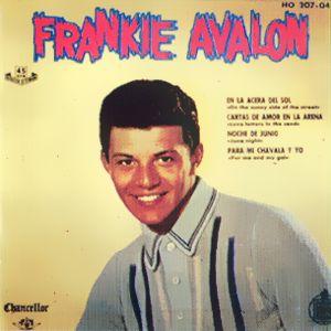 Avalon, Frankie - HispavoxHO 207-04