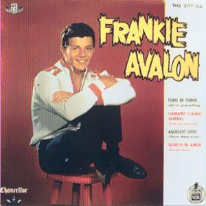 Avalon, Frankie - HispavoxHO 207-05