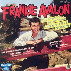 Avalon, Frankie - HispavoxHO 207-06
