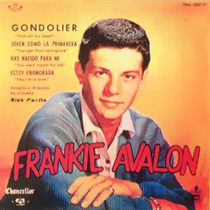 Avalon, Frankie - HispavoxHO 207-11