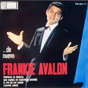 Avalon, Frankie - HispavoxHO 207-17