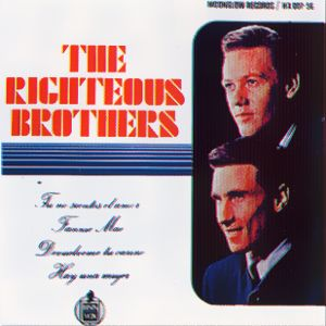 Righteous Brothers, The - Hispavox HX 007-56