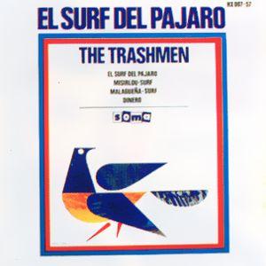 Trashmen, The - HispavoxHX 007-57