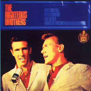 Righteous Brothers, The - Hispavox HX 007-60