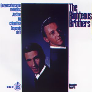 Righteous Brothers, The - Hispavox HX 007-62