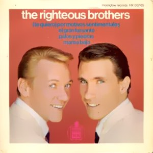 Righteous Brothers, The - Hispavox HX 007-65