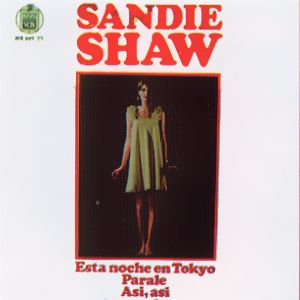 Shaw, Sandie - HispavoxHX 007-77