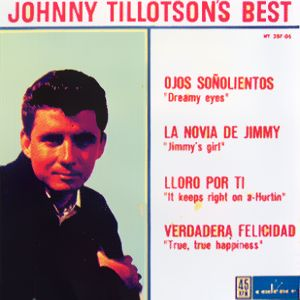 Tillotson, Johnny - Hispavox HY 237-05